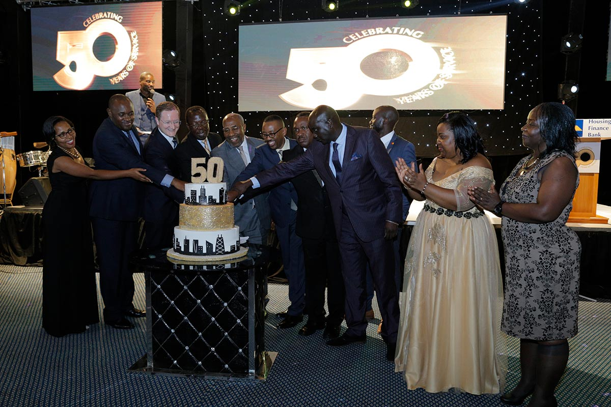 Celebrating 50 years of service in Uganda: The rich tale of Uganda's only indegenous bank!