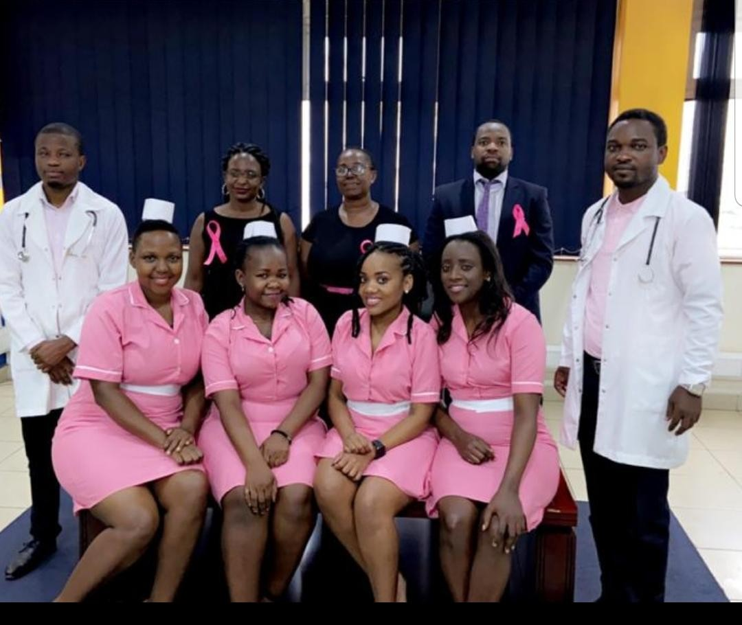 Housing Finance Bank Celebrates Breast Cancer Awareness Month