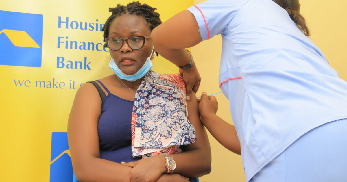 Housing Finance Bank Joins COVID-19 Vaccination Drive